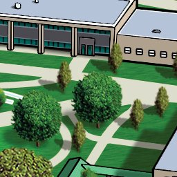 Hudson Valley Campus Map.Hudson Valley Community College Map